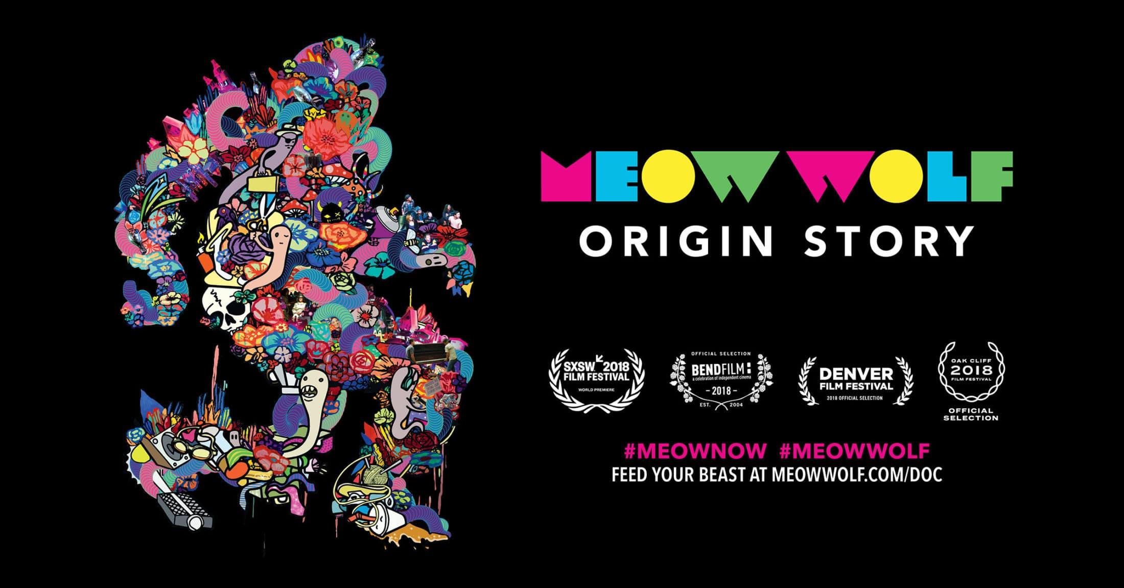 Meow Wolf: Origin Story | Meow Wolf Documentary